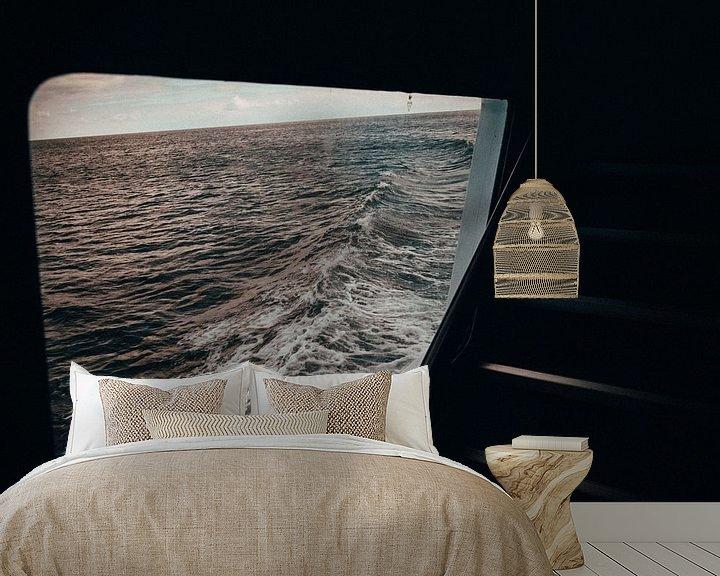 Beispiel fototapete: Welle in der Ostsee (Rügen) von Denny Lerch