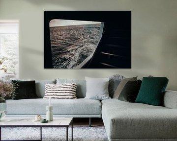 Golf in de Oostzee (Rügen) van Denny Lerch