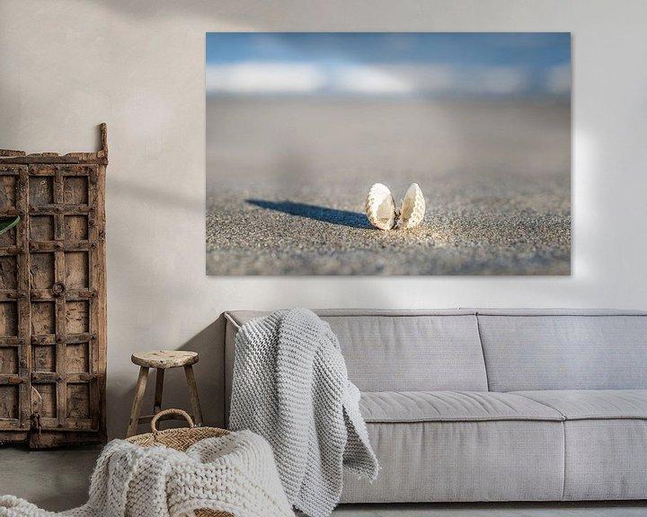 Beispiel: Ostsee Strand Insel Rügen von Mirko Boy