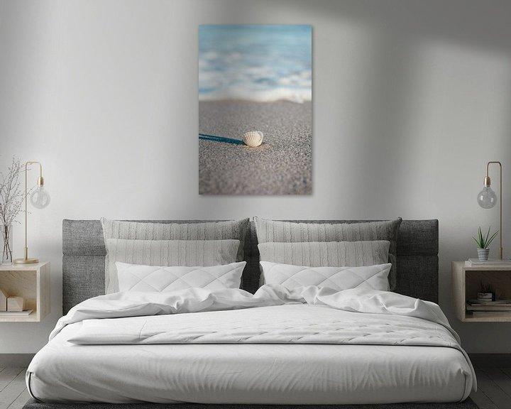 Impression: L'île de Rügen, sur la plage de la mer Baltique sur Mirko Boy