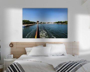 Hafen Lauterbach, Moritzdorf, Bollwerk/Baabe auf Rügen von GH Foto & Artdesign