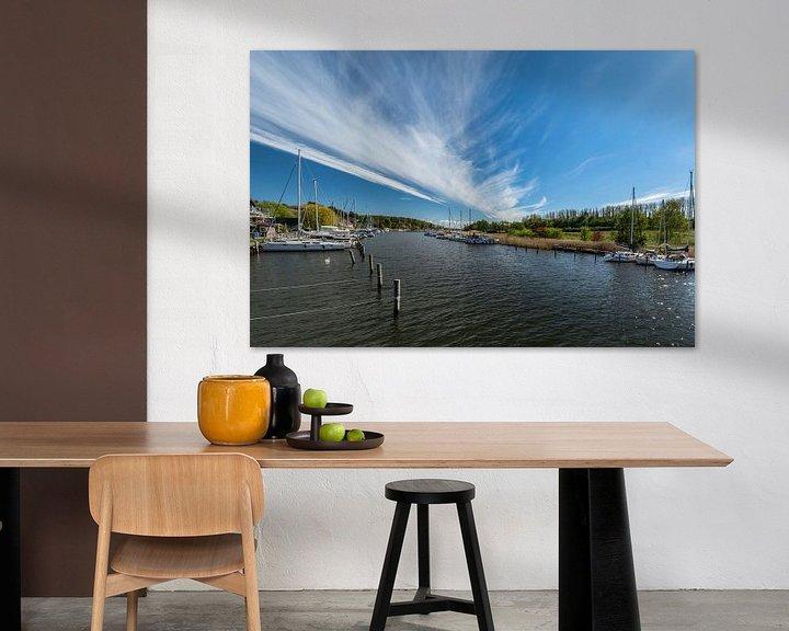 Beispiel: Hafen Seedorf bei Sellin von GH Foto & Artdesign