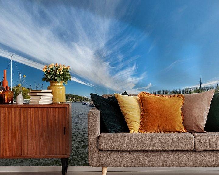 Beispiel fototapete: Hafen Seedorf bei Sellin von GH Foto & Artdesign