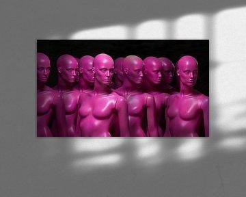 Purple Addict van Harry Hadders