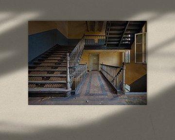 Urbex: Kaserne von Carola Schellekens