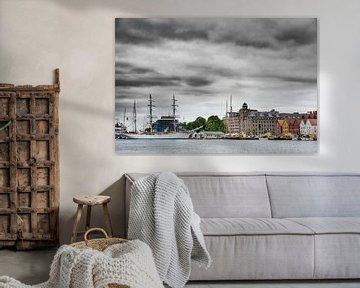 Bryggen (N) von Sam Mannaerts