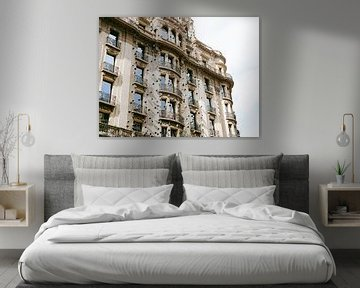 Ohla Barcelona Hotel | Architektur Kunstdruck von EJ Capturing