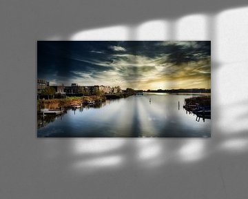 Sonnenuntergang von Ewout Paulusma
