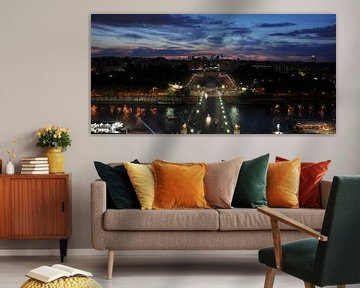 Paris by night von Thomas Fransen