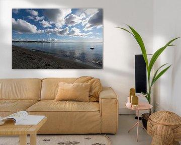 Naturstrand Lobbe, Halbinsel Mönchgut auf Rügen von GH Foto & Artdesign