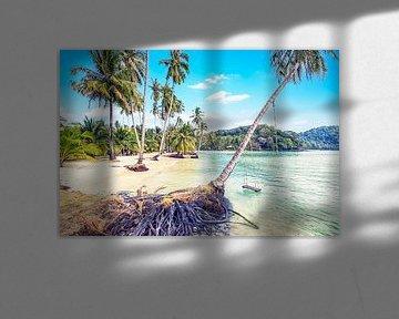 L'île paradisiaque de la Thaïlande sur Bernd Hartner