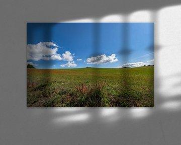 tolle Wolkengebilde am Groß Zicker,  Halbinsel Mönchgut von GH Foto & Artdesign