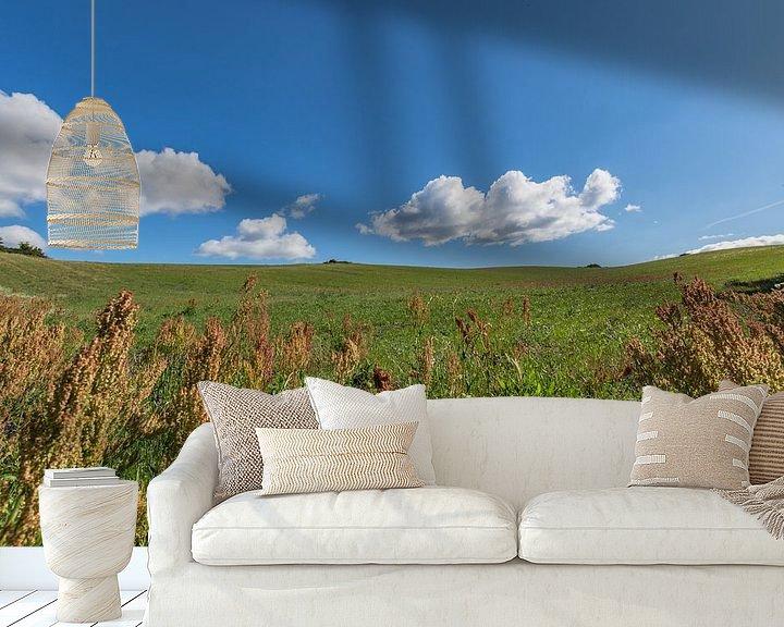 Beispiel fototapete: tolle Wolken am Groß Zicker, Halbinsel Mönchgut von GH Foto & Artdesign