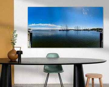 Hafen Kloster auf Hiddensee von GH Foto & Artdesign