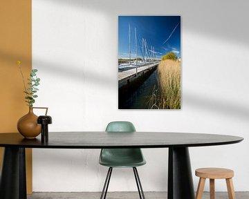 Haven Seedorf bij Sellin van GH Foto & Artdesign