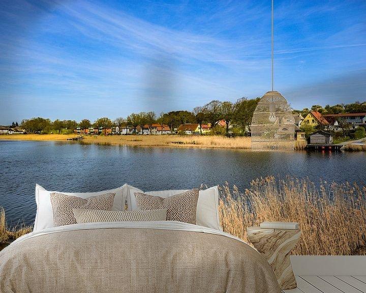 Beispiel fototapete: Neuensiener See - Seedorf bei Sellin von GH Foto & Artdesign