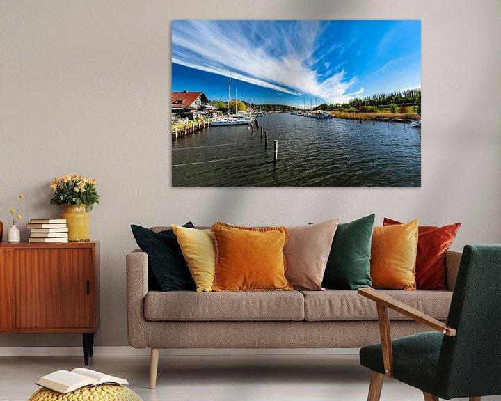 Beispiel: Hafen Seedorf, Insel Rügen von GH Foto & Artdesign