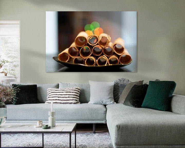 Beispiel: Kniepertjes: traditionellen Holländischen Kekse von Annemieke Glutenvrij