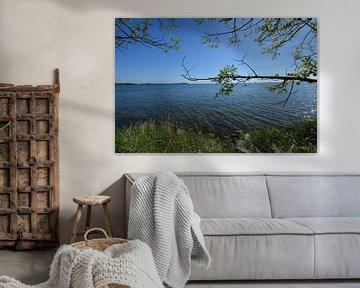 Wandeling door de Goor, Lauterbach op het eiland Rügen van GH Foto & Artdesign