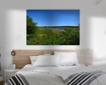 Hafen Moritzdorf - Bollwerk Baabe von GH Foto & Artdesign