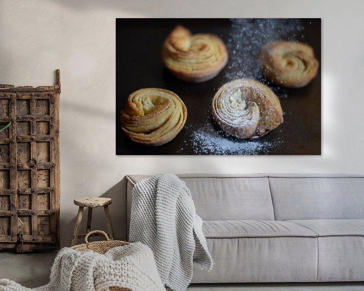 Sfeerimpressie: Cruffins van Annemieke Glutenvrij