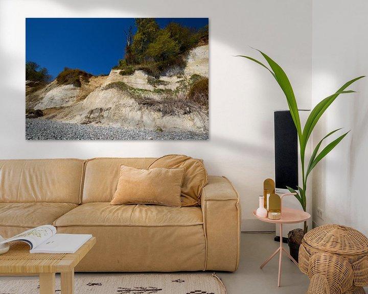 Beispiel: Kreidefelsen in der Stubbenkammer bei Sassnitz von GH Foto & Artdesign