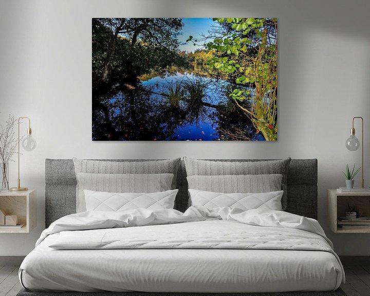 Beispiel: Hertasee im Nationalpark Jasmund von GH Foto & Artdesign