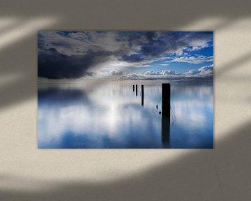 Blik op het Wad van Everydayapicture_byGerard  Texel