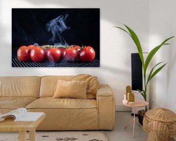 Heiße Tomaten von Rob vlierd van de