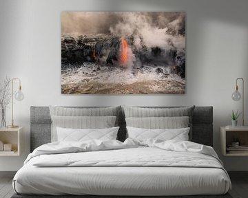 Lava von Jim De Sitter