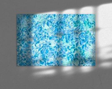 Klimop behang van Corinne Welp