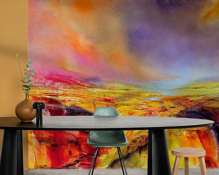 Beispiel fototapete: Landschaft von Annette Schmucker
