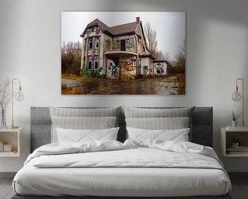 Geisterstadt Doel (Antwerpen): Verlassene Villa von Martijn Mureau