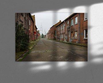 Geisterstadt Doel (Antwerpen): Verlassene Straßen von Martijn Mureau