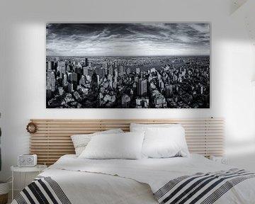 Aussicht auf Manhattan von Tilo Grellmann | Photography
