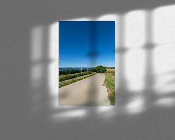 Alte Plattenstraße am Reddevitzer Höft von GH Foto & Artdesign