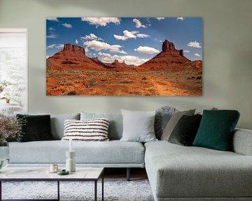 Castle Valley, Moab VS van Adelheid Smitt