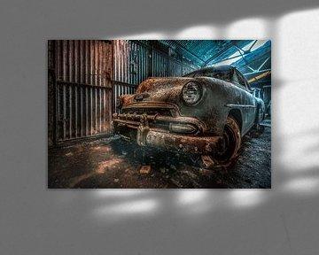 Oude Chevrolet Steyleline van Karl Smits