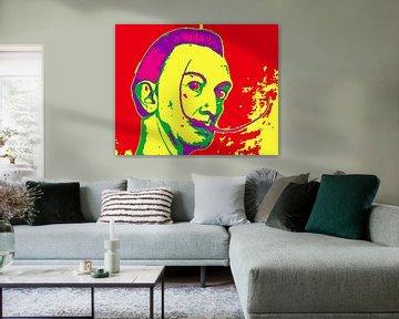Dali Pop Art von Christian Carrette