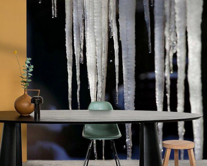 Beispiel fototapete: Eis von Thomas Jäger