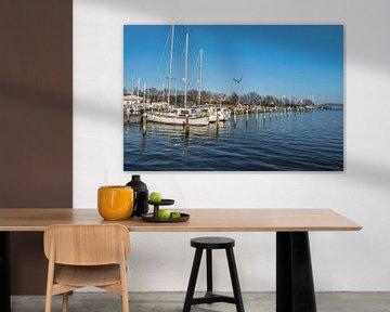 Hafen Lauterbach auf Rügen von GH Foto & Artdesign