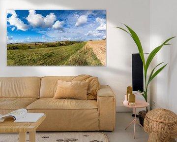 Panorama Fischerdorf Vitt von GH Foto & Artdesign