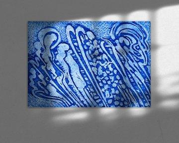 Welle von Godelieve Kunst