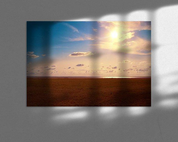 Impression: La mer des Wadden sur BVpix