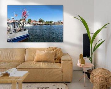 Fischkutter, Hafen Bregge, Rügen von GH Foto & Artdesign