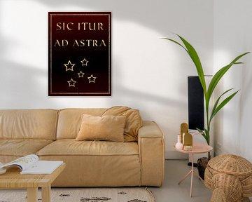 Étoiles sur Printed Artings