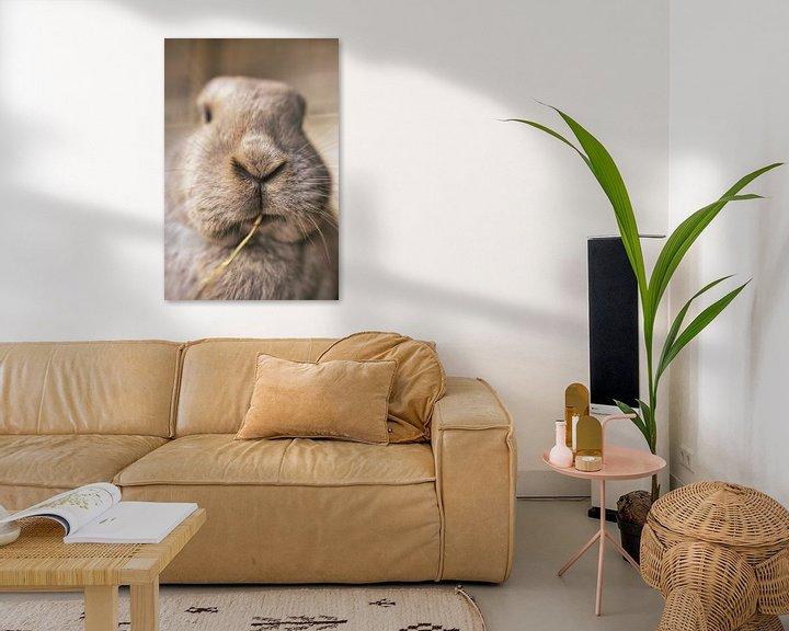 Sfeerimpressie: Konijnen Neus van Chris Koekenberg