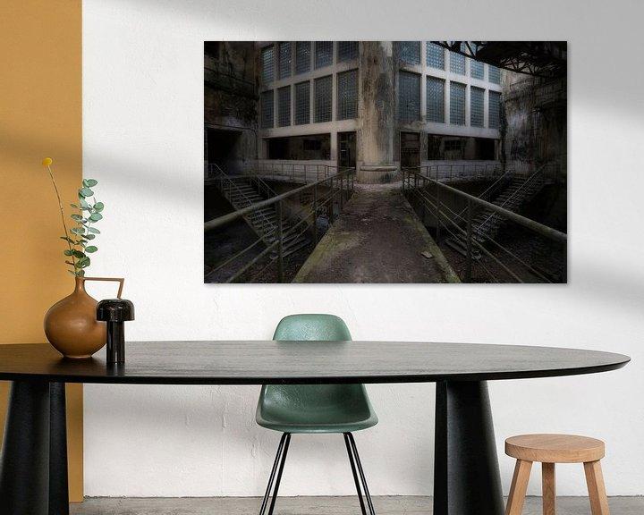 Beispiel: Fabrik Triebwerk 4a von Kirsten Scholten