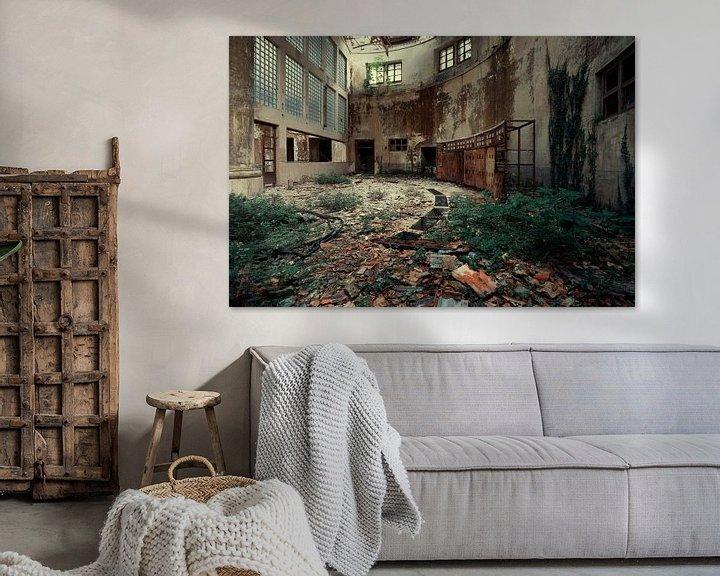 Beispiel: Fabrik Triebwerk 2a von Kirsten Scholten