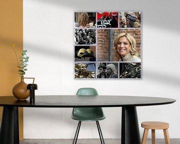 Collage von Dutchphoto Press Pressphoto